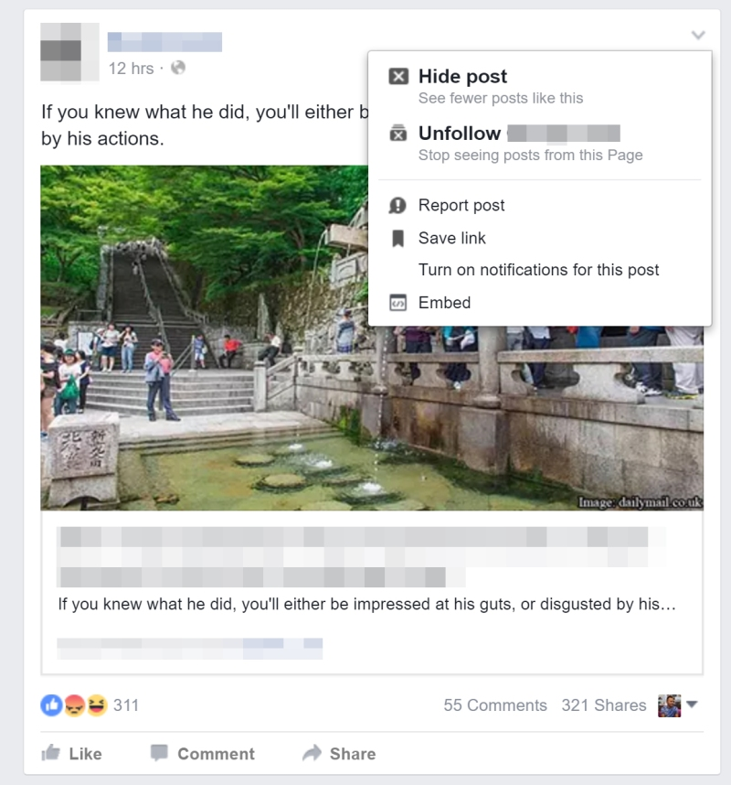 Before You Share That Post,STOP!