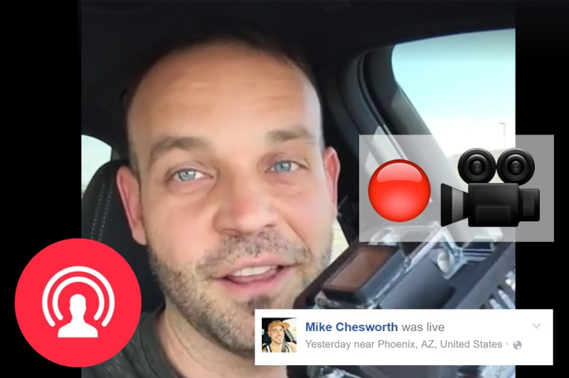 We need better content with Facebook LiveVideos