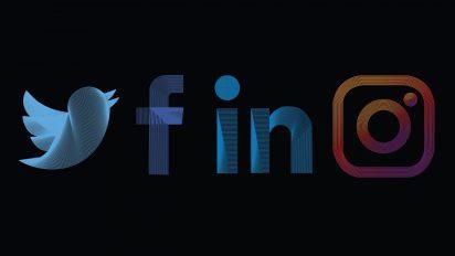 Icon X-ray: SocialMedia