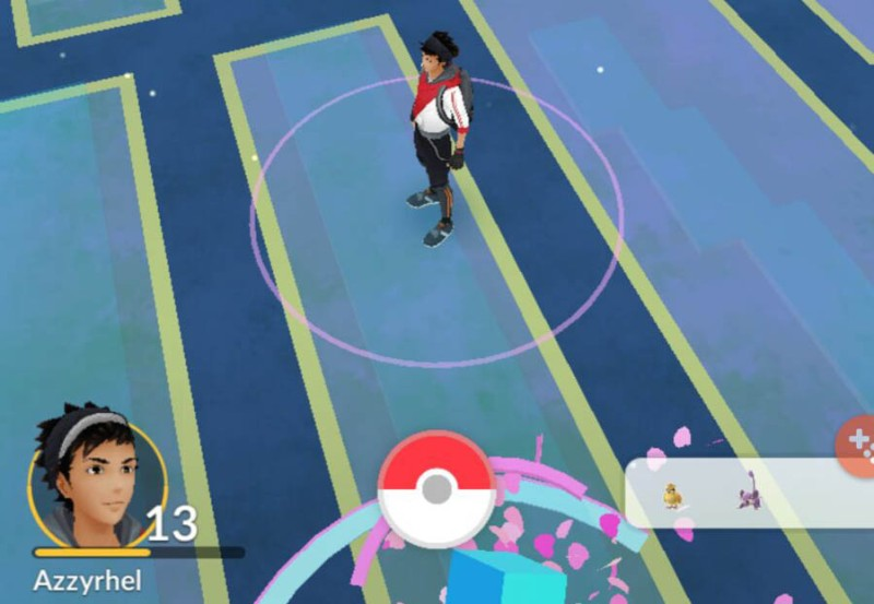 Don't rain on our Poképarade