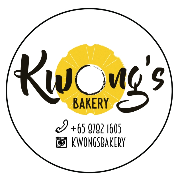 Kwong's Bakery Label White